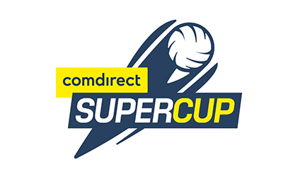 comdirect Supercup 2018 am 28. Oktober in der TUI Arena in Hannover.